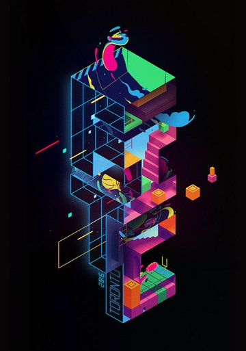 FITC Art by Shawn Hight