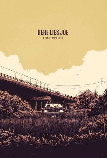 Here Lies Joe Art by Marie Bergeron