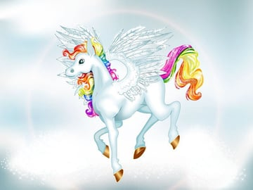 Vector Pegasus by Angela