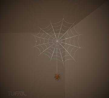 Adobe Illustrator Spider Web by Mohammed Sabeel
