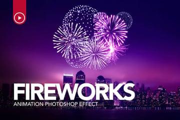 Fireworks Animation Photoshop Action
