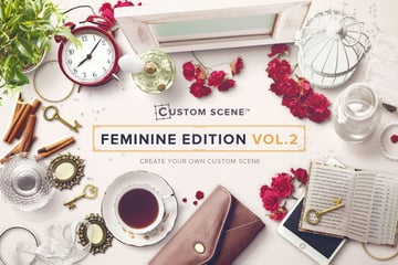 Feminine Ed Vol 2 - Custom Scene