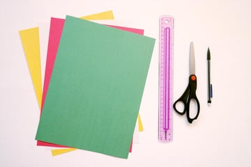 Materials You Need for a Paper Craft Tutorial