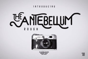 Atebellum Font Family
