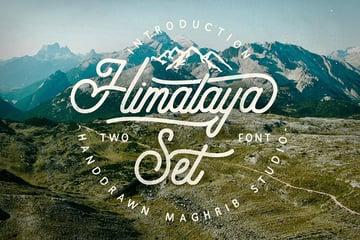 Himalaya Set Type