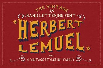 Herbert Lemuel Font