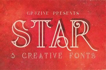 Star Typeface