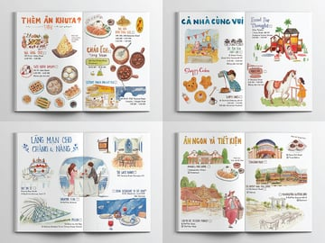 Singapore Travel Booklet