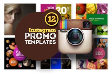 Instagram Promo Templates