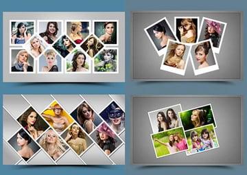 Collaga Photo Template Bundle 2