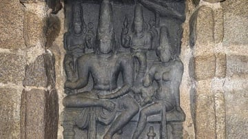 Shore Temple Stone Carvings