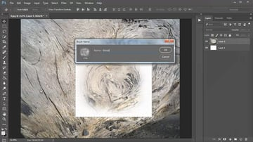 Create a Photoshop Brush From a Texture