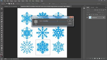 Create a Photoshop Brush from a Vector Icon