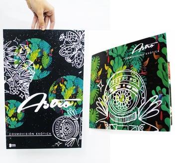 Astro CD by Caterina Pinto Lumio