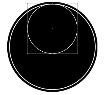 Adding a Circle at the Top of the Geometric Design