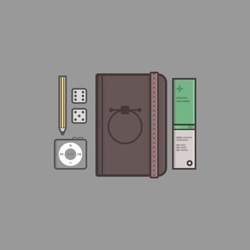 Designers Essential Icon Pack by Marco