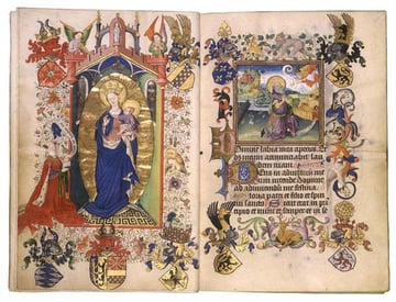 Insular Art from the Middle Ages
