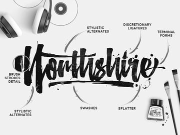 Northshire Script Family