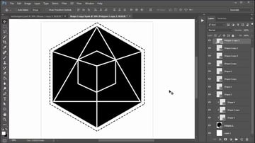 Create the Rest of the Geometric Design