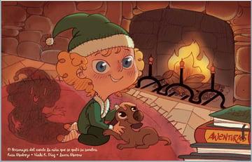 Merry Christmas Folks by Laura Moreno Yanguas