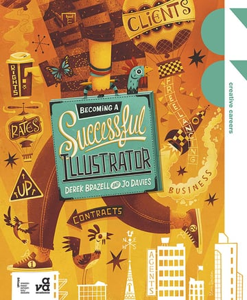 Becoming a Successful Illustrator by Steve Simpson