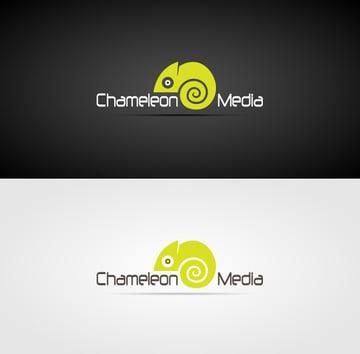 Chameleon Media Logo