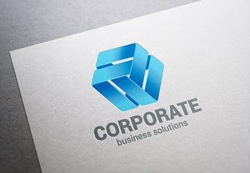 Corporate Business Logo