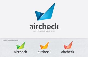 AirCheck Logo
