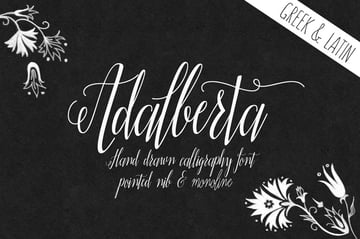 Adalberta by Anastasia Dimitriadi