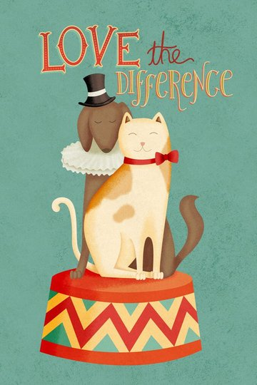 Love The Difference by Anastasia Dimitriadi