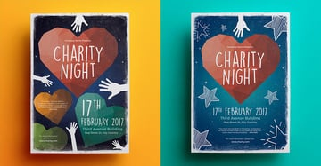 Charity or Community Event Flyer