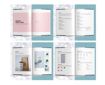 Portfolio InDesign Brochure Template