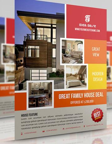 Real Estate Flyer Vol5