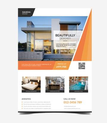 Real Estate Flyer V2