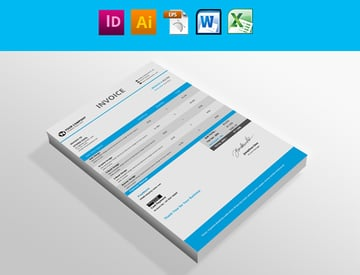 New Invoice Templates