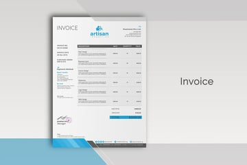 Classic Invoice Template