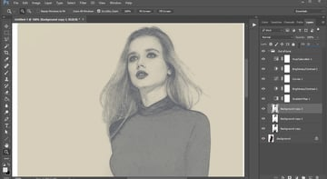 Adjust the Layer Fill
