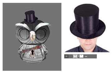 Add the Top Hat