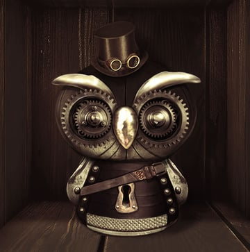 Sharpen the Owl Details
