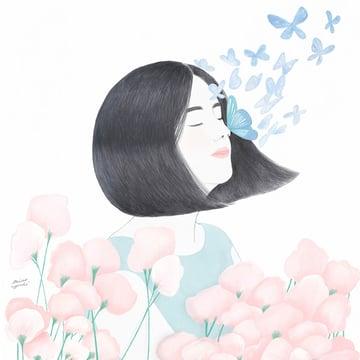 Portrait by Miss Cyndi