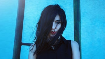 Woman Portrait Pixabay Stock