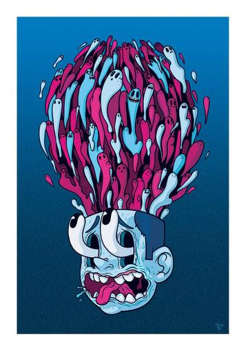 Burn Out by Thomas Gutteridge