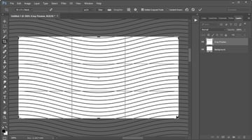 Create the Money Engraving Pattern in Photoshop