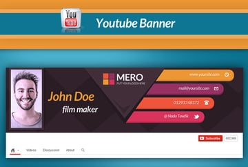 Business YouTube Banner