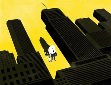 Conceptual Illustrations by Daniel Stolle