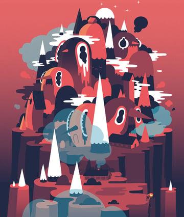 The Deep by Sami Viljanto