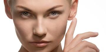 Face After Hiding Skin Cream