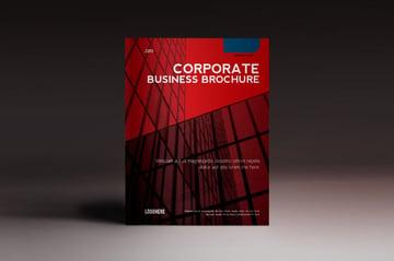 Corporate Brochure Indesign Template