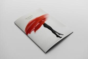 Fashion Catalogue Brochure Template
