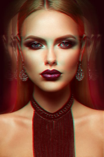 Exposure Action Photoshop Tutorial by Melody Nieves